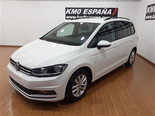 VOLKSWAGEN TOURAN 1.6TDI ADVANCE 110CV