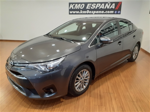 TOYOTA AVENSIS 1.6 D-4D BUSINESS