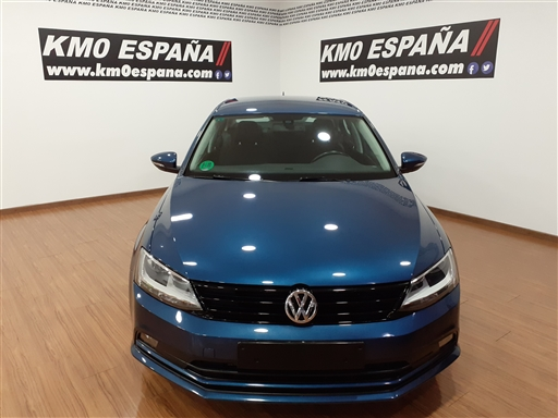 VOLKSWAGEN JETTA 2.0TDI 110CV ADVANCE full