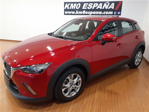 MAZDA CX-3 1.5 SKYACTIVE 105CF LUXURY